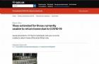 UKGoV官宣:所有英国签证自动延期至5月31日!