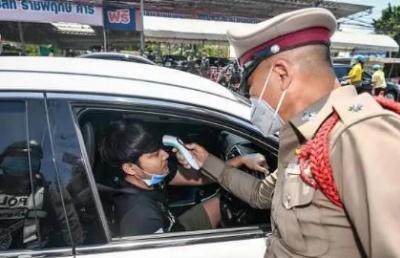 泰国紧急状态!全国设359检查站、曼谷近郊7检查站