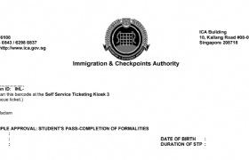 新加坡入境管控新措施,学生证持有者需获批准方可入境