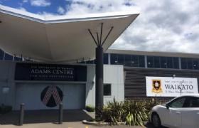 新西兰留学校园   怀卡托大学的陶朗加校区