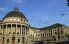 瑞士苏黎世联邦理工大学设置了哪些课程?
