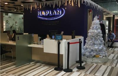 非常时期,Kaplan新加坡与师生共进退!