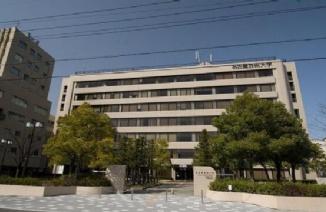 名古屋音乐大学风光