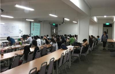 新加坡东亚管理学院中国留学生比例