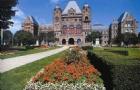 疫情严重,加拿大多伦多赏樱胜地海帕公园关门谢客