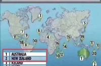 澳洲拐点了!新增确诊数据大幅下降,原来你是这样的澳洲