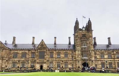 每一个名校梦都值得精雕细琢!恭喜L同学成功获录悉尼大学!