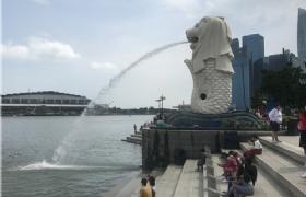 疫情防控升级,新加坡严禁民众外出不戴口罩