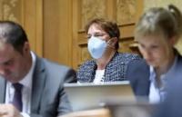 瑞士联邦不强制戴口罩,但辅助口罩供应