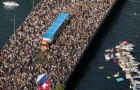 明年夏季之前,瑞士大规模集会的可能性微乎其微