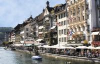 瑞士留学面签