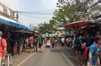 泰国著名周末市场开了!商场拟开放日期终于有消息了