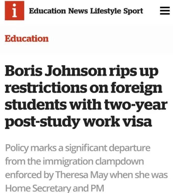 PSW签证有望延长至4年?英国2021年留学生或将飙升