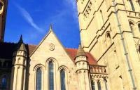 兰大学子顺利申请到英国曼彻斯特大学