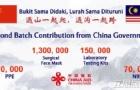 中马一家亲!第二批中国政府援助抵达马来西亚