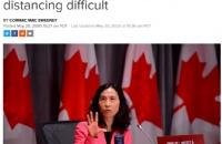 官宣!加拿大联邦政府宣布全名戴口罩,总理亲自示范!