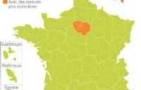 出行 旅游 工作 运动:法国6月2日之后的新规答疑