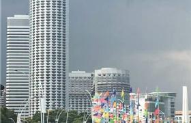 """结束""""断路器""""抗疫阶段,新加坡政府激励民众过渡到新阶段"""