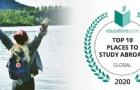 2020全球最佳留学国家排行榜发布,澳洲排名第二!