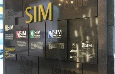 来SIM,世界百强名校文凭等你来读~
