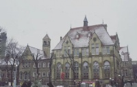 二本院校顺利拿下英国曼彻斯特大学offer