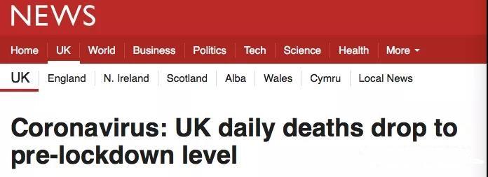 拨开云雾见月明,伦敦死亡、感染双清零!