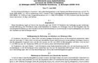 好消息!德国申根签证再次自动延期!