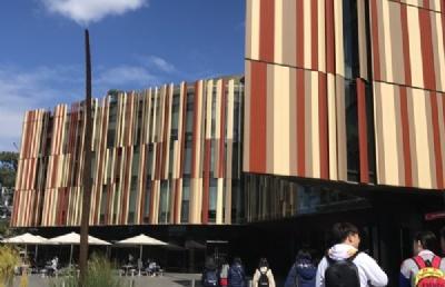 考研失利决定留学,双非学子成功获录澳洲商科名校!
