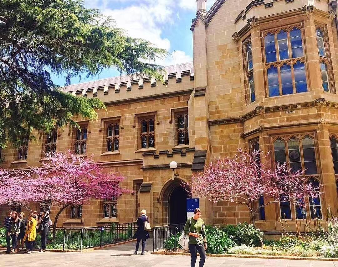 考前强心剂!凭高考成绩即可申请澳洲八大名校!