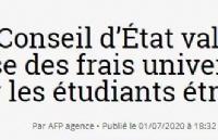 法国国务院批准增加公立大学注册费,这次真的要涨了?