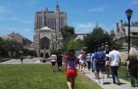 佛罕大学每年在中国大陆录取多少研究生?