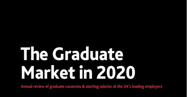 2020英国毕业生就业市场报告重磅发布