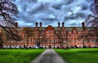 都柏林大学圣三一学院并不是那么高不可攀