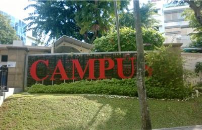 就读O/A水准预备课程,选择新加坡管理发展学院
