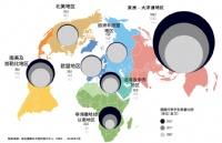 全球学生流动背景下的法国留学,留学生人数、来源及分布变化图解