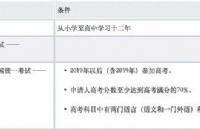 重磅留德政策丨中国高中毕业生德国本科直接入学资格