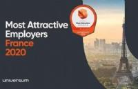 2020最佳雇主公司排行TOP 10!原来这家企业最受法国「精英」学生欢迎
