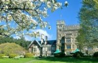 温哥华岛大学并不是那么高不可攀