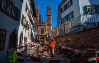 瑞士考古:地下埋着的城市史