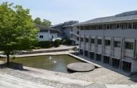京都精华大学,日本第一个设立漫画学部的大学!