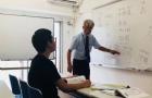 不甘人后,高中复读生顺利取得了日本语言学校录取!