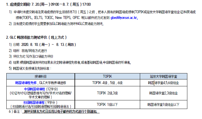 韩国留学:无韩语等级证书也可以入学韩国名校?