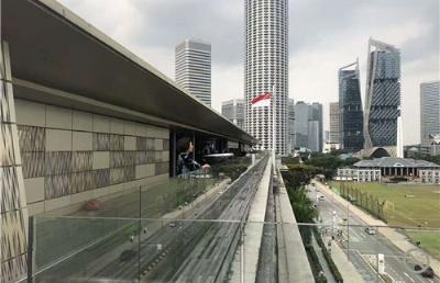 """新加坡政府下周将派发""""携手防疫器"""",持有准证者也可获得"""