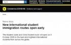 英国学生签证大改革,将提前至10月5日开放!