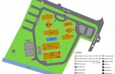 带你走进熟悉的科廷新加坡校园,11月校园见!