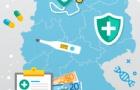 德国留学必不可少的手续:买保险