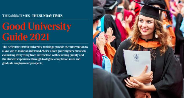 重磅!2021Times英国大学排名出炉!