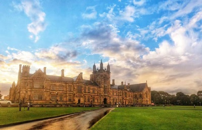 无标化成绩,曲线救国,终圆梦悉尼大学!