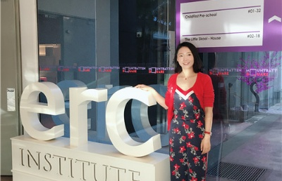 留学+创业,张同学选择了新加坡ERC创业管理学院