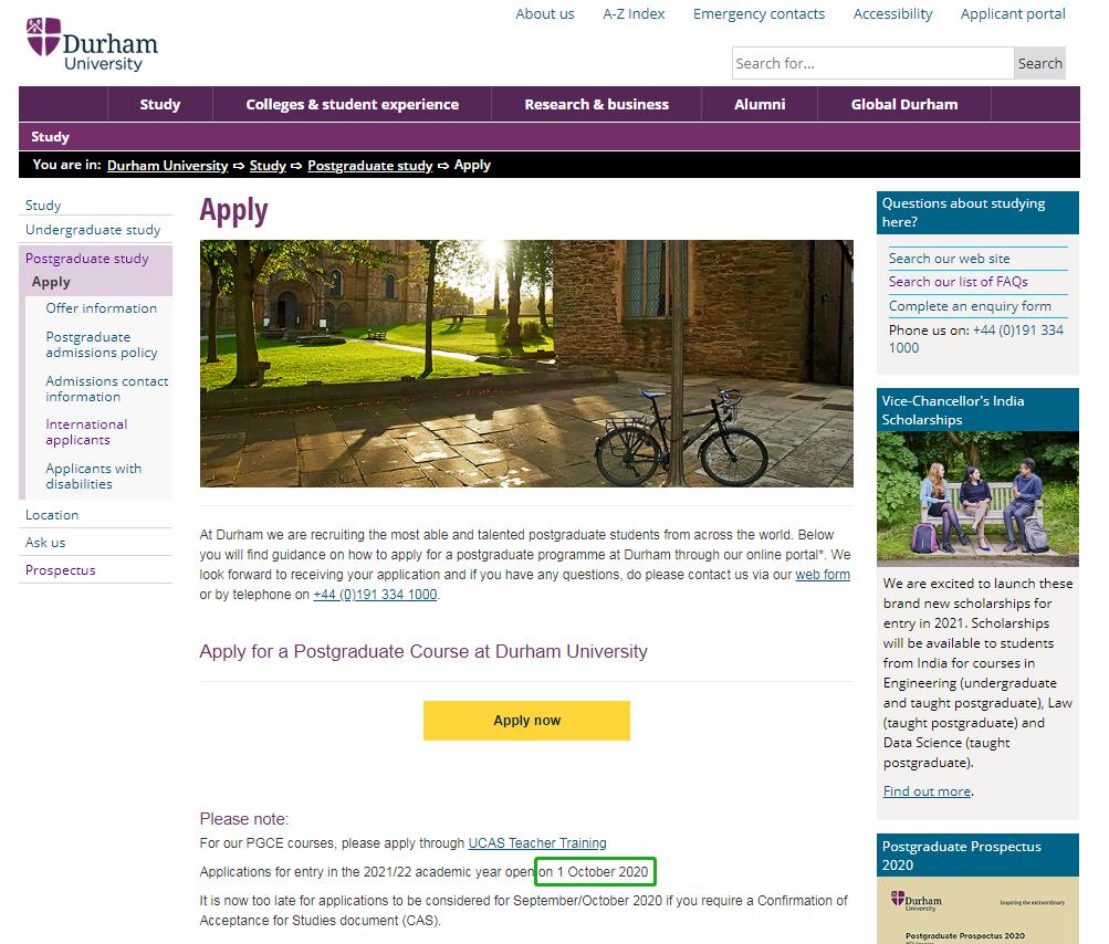 18所英国大学申请动态更新,准留学生们请时刻关注!